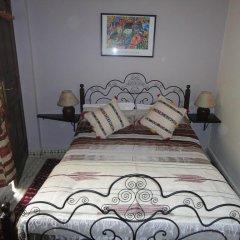 Отель Dar Yanis Марокко, Рабат - отзывы, цены и фото номеров - забронировать отель Dar Yanis онлайн комната для гостей фото 3