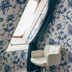 Гостиница Британика Стандартный номер двуспальная кровать фото 18