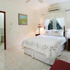 Отель Valencia Villa Ямайка, Очо-Риос - отзывы, цены и фото номеров - забронировать отель Valencia Villa онлайн комната для гостей фото 3