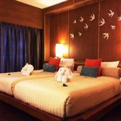 Seaview Patong Hotel 3* Улучшенный номер с двуспальной кроватью фото 4