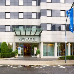 Отель Novotel Düsseldorf City West парковка
