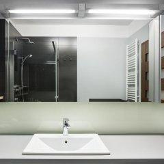 Отель Elite Apartments Galileo Польша, Познань - отзывы, цены и фото номеров - забронировать отель Elite Apartments Galileo онлайн ванная