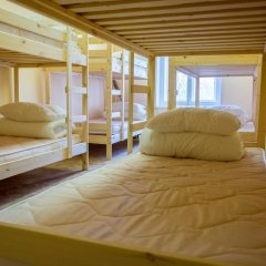 Ярослав Хостел Кровати в общем номере с двухъярусными кроватями фото 32