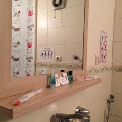 Squirrel Hostel Tbilisi ванная