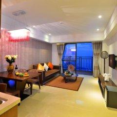 Barry Boutique Hotel Sanya 5* Представительский люкс с различными типами кроватей