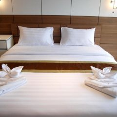 Отель I Am Residence 3* Студия Делюкс с двуспальной кроватью фото 4