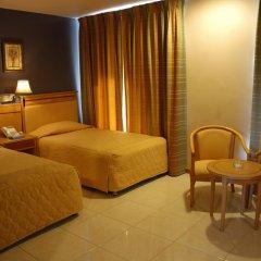 My Hotel 3* Стандартный номер с различными типами кроватей фото 5