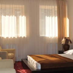 Гостиница Genoff 4* Номер категории Премиум с двуспальной кроватью фото 5