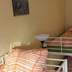 Гостиница Аэрохостел комната для гостей фото 4