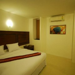 Отель Patong Budget Rooms Номер Делюкс с различными типами кроватей