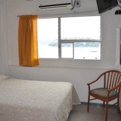 Hotel Oviedo Acapulco 2* Стандартный номер с двуспальной кроватью фото 2