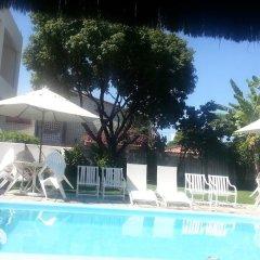 Отель Suítes Veneza бассейн фото 2