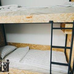 Гостиница SolHostel Кровать в общем номере с двухъярусной кроватью фото 7