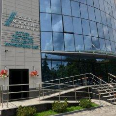 Гостиница AQUAMARINE Hotel & Spa в Курске 4 отзыва об отеле, цены и фото номеров - забронировать гостиницу AQUAMARINE Hotel & Spa онлайн Курск парковка