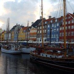 Отель Østerport Дания, Копенгаген - 6 отзывов об отеле, цены и фото номеров - забронировать отель Østerport онлайн приотельная территория фото 2