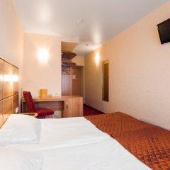 Гостиница Охтинская 3* Стандартный номер с двуспальной кроватью фото 3