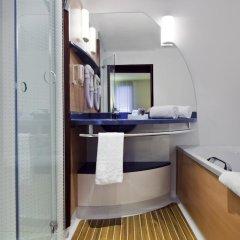 Отель Novotel Suites Geneve Aeroport 4* Улучшенный люкс с различными типами кроватей фото 2