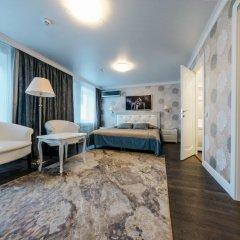 Гостиница Волга 3* Номер Делюкс с разными типами кроватей фото 6