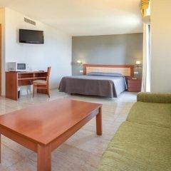 Отель Estudios RH Vinaros 3* Студия с различными типами кроватей