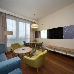 Гостиница Holiday Inn Moscow Seligerskaya 4* Представительский люкс с разными типами кроватей фото 3