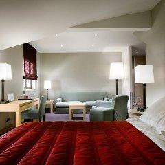 Отель Baud Hôtel Restaurant 4* Люкс с различными типами кроватей фото 2