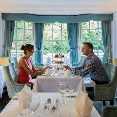 Отель Muthu Belstead Brook Hotel Великобритания, Ипсуич - отзывы, цены и фото номеров - забронировать отель Muthu Belstead Brook Hotel онлайн питание фото 3