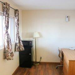 Отель Budget Host Inn Niagara Falls США, Ниагара-Фолс - отзывы, цены и фото номеров - забронировать отель Budget Host Inn Niagara Falls онлайн сейф в номере