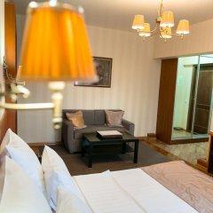 Гостиница Фидель Номер Бизнес с разными типами кроватей фото 10