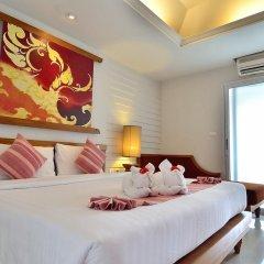 Отель First Bungalow Beach Resort 3* Стандартный номер с различными типами кроватей фото 11