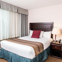 Campus Tower Suite Hotel 3* Люкс Премиум с различными типами кроватей фото 5