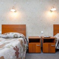 Гостиница Самара Люкс 3* Номер Эконом 2 отдельными кровати (общая ванная комната) фото 4