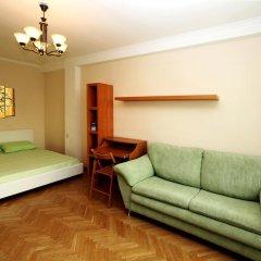 Апартаменты ApartLux Улучшенные Апартаменты Новоарбатская 2 комната для гостей фото 3