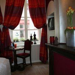 Отель B&B Con Ampère 3* Стандартный номер с 2 отдельными кроватями фото 4