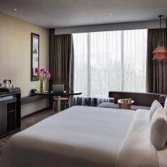 Отель Pullman Vung Tau 4* Улучшенный номер с различными типами кроватей фото 4