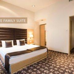 Buda Castle Fashion Hotel 4* Улучшенный номер с различными типами кроватей фото 3