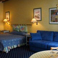 Отель Relais Médicis 4* Стандартный номер с различными типами кроватей фото 3