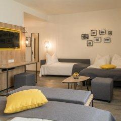 Hotel K6 Rooms by Der Salzburger Hof 4* Стандартный номер фото 10