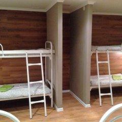 Hostel Nochleg Кровать в общем номере с двухъярусной кроватью фото 20