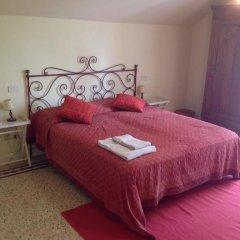 Отель B&B Il Merlo Стандартный номер с различными типами кроватей фото 3