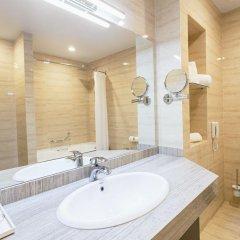 Отель Solutel Hotel Кыргызстан, Бишкек - 1 отзыв об отеле, цены и фото номеров - забронировать отель Solutel Hotel онлайн ванная фото 2