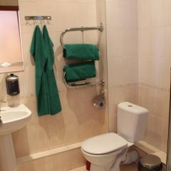 Гостиница Березка Стандартный номер разные типы кроватей фото 21