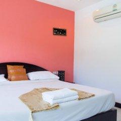 Отель Patong Bay Guesthouse 2* Улучшенный номер с различными типами кроватей фото 13