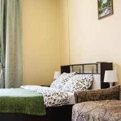 Hotel na Ligovskom 2* Стандартный номер с двуспальной кроватью фото 12