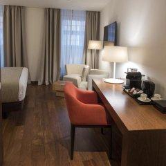 Hotel Carris Porto Ribeira 4* Стандартный номер с различными типами кроватей фото 17
