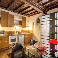 Отель Trastevere Hyperloft & Garden в номере