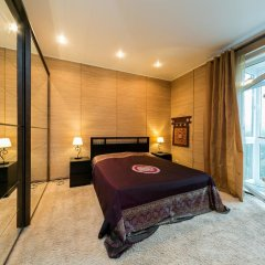 Апартаменты Universitet Luxury Apartment комната для гостей фото 5