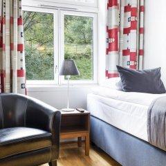 Tyssedal Hotel 3* Стандартный номер с различными типами кроватей фото 7