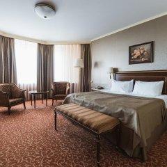 Президент-Отель 4* Стандартный номер с двуспальной кроватью фото 2