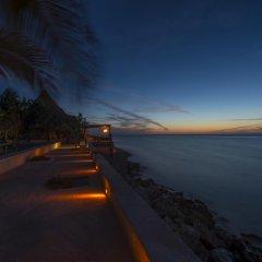Отель Las Nubes de Holbox бассейн фото 3