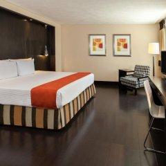 Отель NH Mexico City Centro Histórico 4* Улучшенный номер с различными типами кроватей фото 5